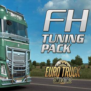 Euro Truck Simulator 2 FH Tuning Pack
