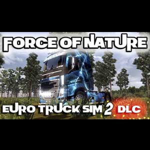 Euro Truck Simulator 2 Force of Nature Paint Jobs Pack