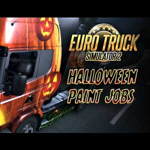 Buy Euro Truck Simulator 2 Halloween Paint Jobs CD Key Compare Prices