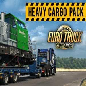 Buy Euro Truck Simulator 2 Heavy Cargo Pack CD KEY Compare