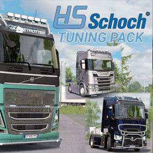 Euro Truck Simulator 2 HS-Schoch Tuning Pack