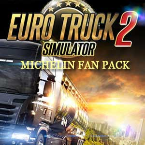 Buy Euro Truck Simulator 2 Michelin Fan Pack CD Key Compare Prices