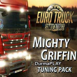 Buy Euro Truck Simulator 2 Mighty Griffin Tuning Pack CD Key Compare Prices