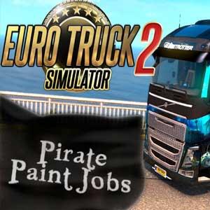 Euro Truck Simulator 2 Pirate Paint Jobs Pack