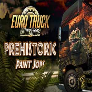 Euro Truck Simulator 2 Prehistoric Paint Jobs Pack