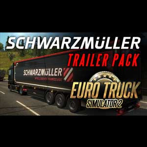 Buy Euro Truck Simulator 2 Schwarzmüller Trailer Pack CD Key Compare Prices