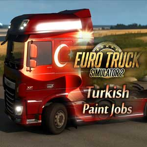 Euro Truck Simulator 2 Turkish Paint Jobs Pack