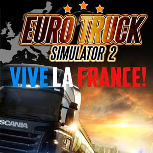Buy Euro Truck Simulator 2 Vive la France CD Key Compare Prices