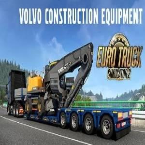 Euro Truck Simulator 2 Volvo Construction Equipment