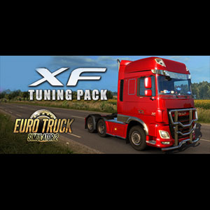 Buy Euro Truck Simulator 2 XF Tuning Pack CD Key Compare Prices