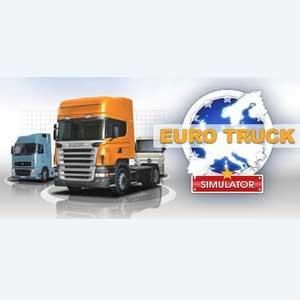 Buy Euro Truck Simulator CD Key Compare Prices