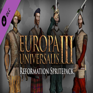 Buy Europa Universalis 3 Reformation SpritePack CD Key Compare Prices