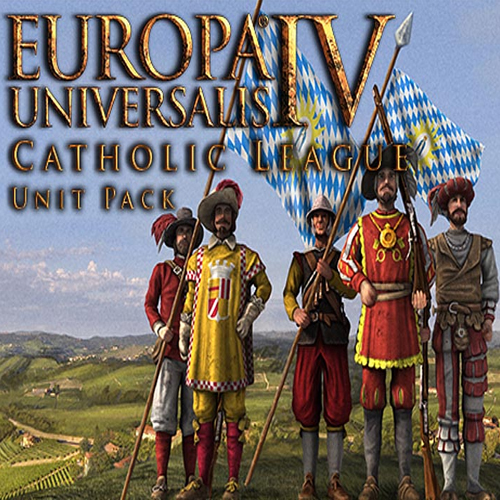 Buy Europa Universalis 4 Catholic League Unit Pack CD Key Compare Prices
