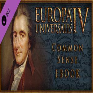 Europa Universalis 4 Common Sense E-Book