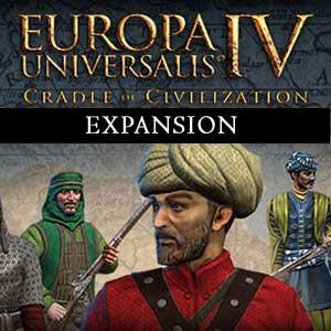 Europa Universalis 4 Cradle of Civilization Content Pack