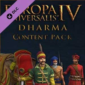 Buy Europa Universalis 4 Dharma Content Pack CD Key Compare Prices