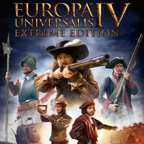 Europa Universalis 4 Digital Extreme Edition Upgrade Pack