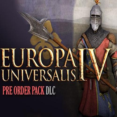 Europa Universalis 4 DLC Pre-Order Pack