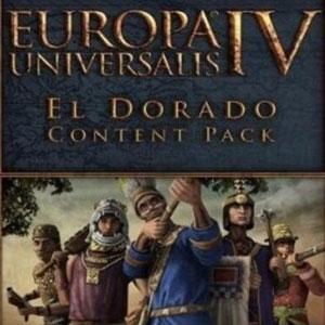 Europa Universalis 4 El Dorado Content Pack