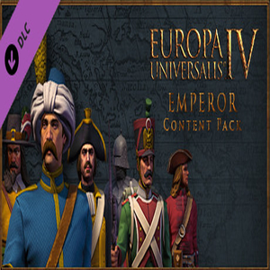 Europa Universalis 4 Emperor Content Pack