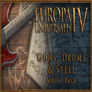 Europa Universalis 4 Guns Drums and Steel Music Pack