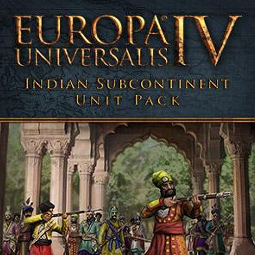 Europa Universalis 4 Indian Subcontinent Unit Pack