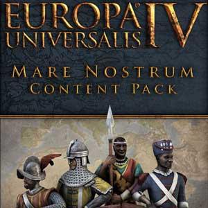 Europa Universalis 4 Mare Nostrum