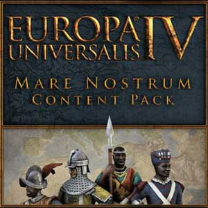 Buy Europa Universalis 4 Mare Nostrum Content Pack CD Key Compare Prices