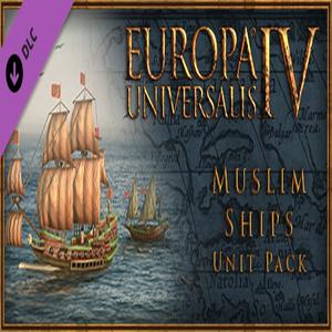 Europa Universalis 4 Muslim Ships Unit Pack