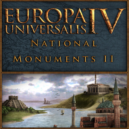 Europa Universalis 4 National Monuments 2