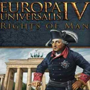 Buy Europa Universalis 4 Rights of Man CD Key Compare Prices