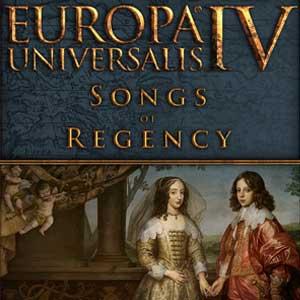 Europa Universalis 4 Songs of Regency Pack