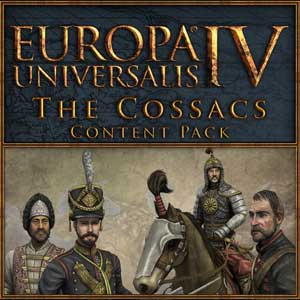 Buy Europa Universalis 4 The Cossacks Content Pack CD Key Compare Prices