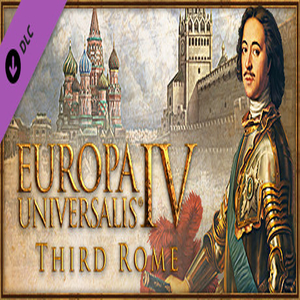 Europa Universalis 4 Third Rome Immersion Pack