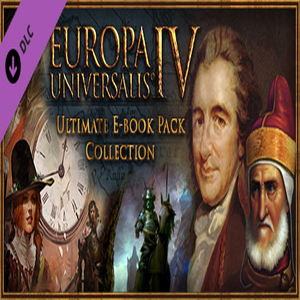 Europa Universalis 4 Ultimate E-book Pack