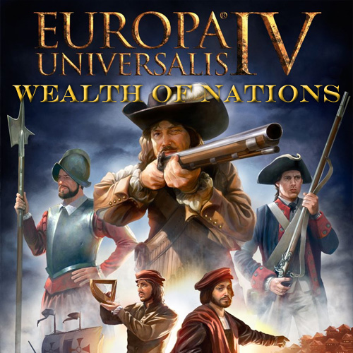 Europa Universalis 4 Wealth of Nations