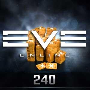 EVE Online 240 Plex