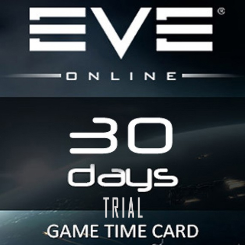 Buy EVE Online 30 Days Trial GameCard Code Compare Prices
