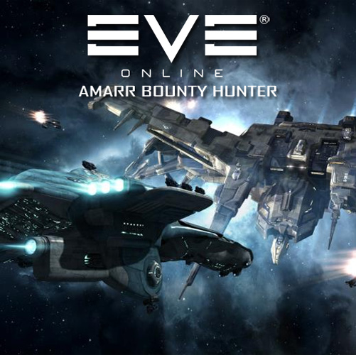 Buy Eve Online Amarr Bounty Hunter CD Key Compare Prices