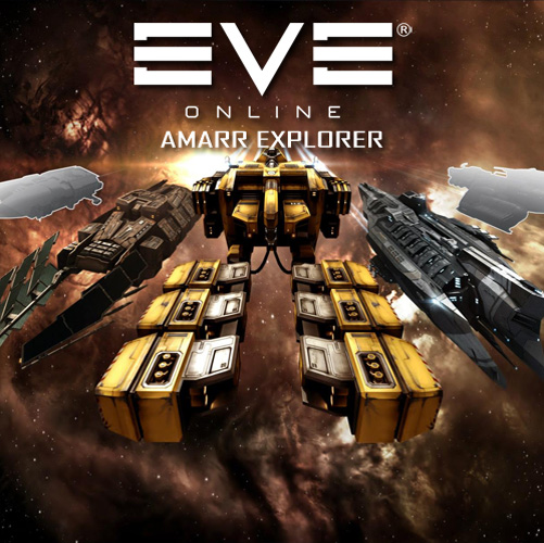 Eve Online Amarr Explorer