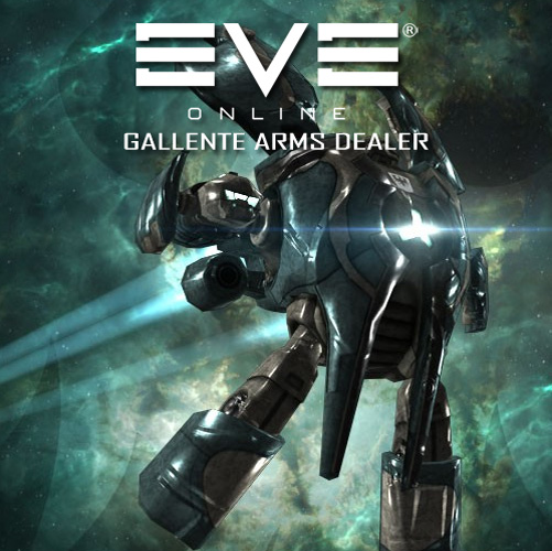 Buy EVE Online Gallente Arms Dealer CD Key Compare Prices