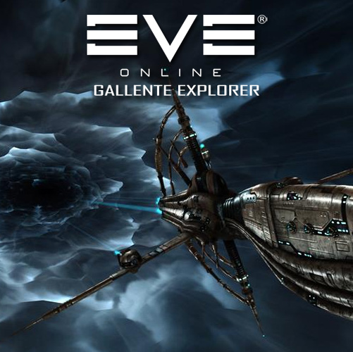 EVE Online Gallente Explorer