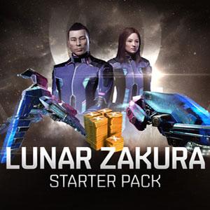 EVE Online Lunar Zakura Starter Pack