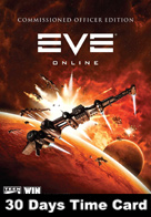 EVE Online - Gamecard 30 Days