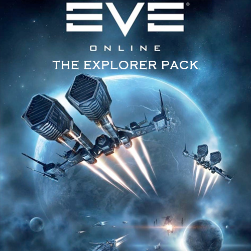 Eve Online The Explorer Pack