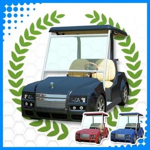 Everybodys Golf Cart Premium