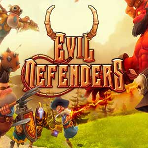 Buy Evil Defenders Nintendo Switch Compare Prices