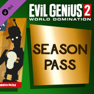 Evil Genius 2 Season Pass
