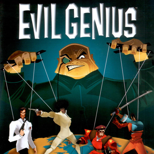 Buy Evil Genius CD Key Compare Prices