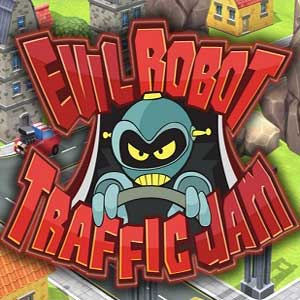 Buy Evil Robot Traffic Jam HD CD Key Compare Prices